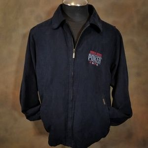 Official WORLD SERIES OF POKER Men's Bomber Jacket